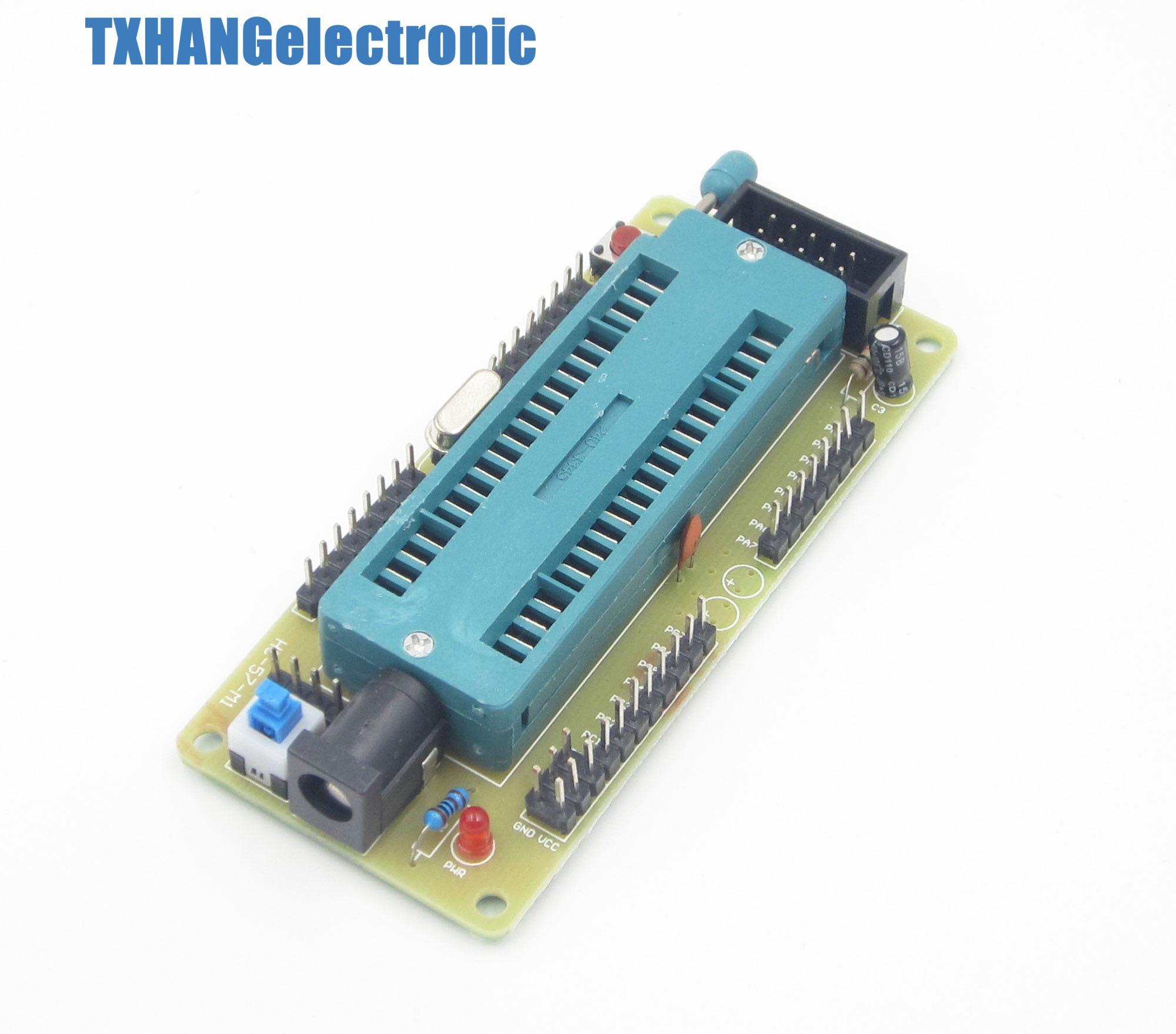 ATmega32 ISP ATMEGA16 System Board AVR Minimum System Development Board module