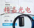 OMRON E32-D22L M3 reflection type optical fiber sensor