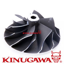 Kinugawa Turbo Compressor Roda 52.3/68mm 6 + 6 para Mitsubishi EVO 4 ~ 9 TD05HR TD06SL2R 20G