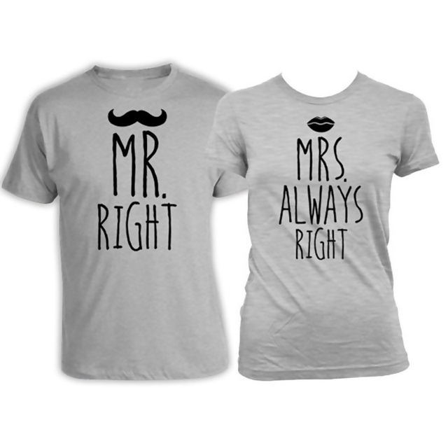 Gifts For Husband On Wedding Night: EnjoytheSpirit His And Her Shirts Bride And Groom Gifts