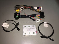 360 Bird View Parking Assistant System Camera Interface For Volkswagen GOLF 7 MQB With Guidelines