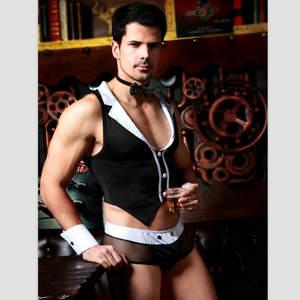 JSY Men Cosplay Costume Erotic Sexy Halloween Maid bf37839e1