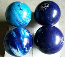 3 colors available 8lbs glow in dark professional bowling ball