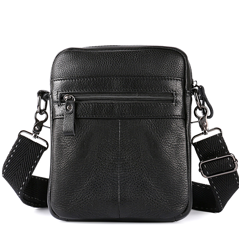 Ruil casual men bag leather handbag Messenger bag men leather shoulder bag Multi-functional new handbag