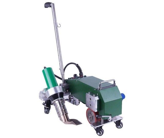كفاءة عالية 4200w التلقائي الهواء الساخن عزل وصلة التئام ماكينة لحام البلاستك