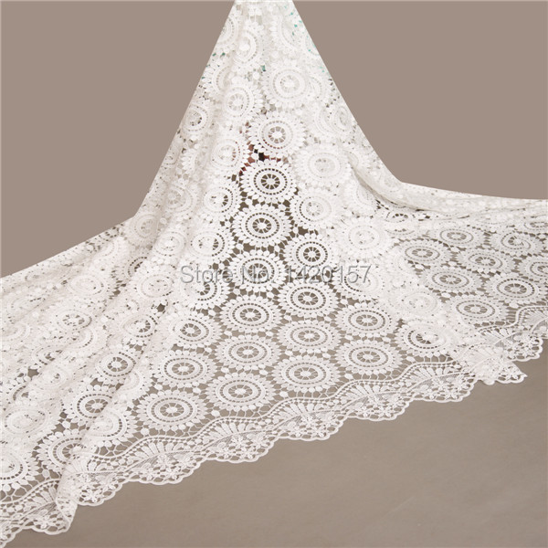 Aliexpress Buy Embroidery Designs 51 52 Red Guipure Lace