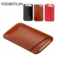 For Nokia 6 For Nokia 5 For Nokia 3 Luxury Double Layer Microfiber Leather Phone Sleeve