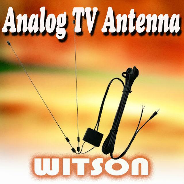 WITSON Hot selling Car Analog TV Antenna