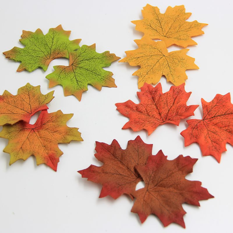 Online get cheap fall decoration crafts for Autumn leaf decoration