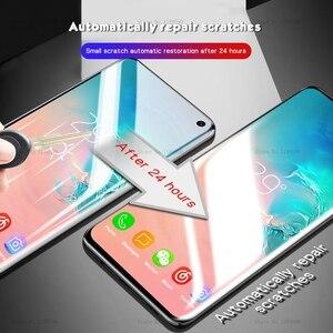 Image 5 - Pieno Morbido Idrogel Pellicola Per Samsung Galaxy S10 Più S10e S 10 9D Protezione Dello Schermo Per Samsung S8 S9 Nota 8 9 A10 A20 A30 A50 UN