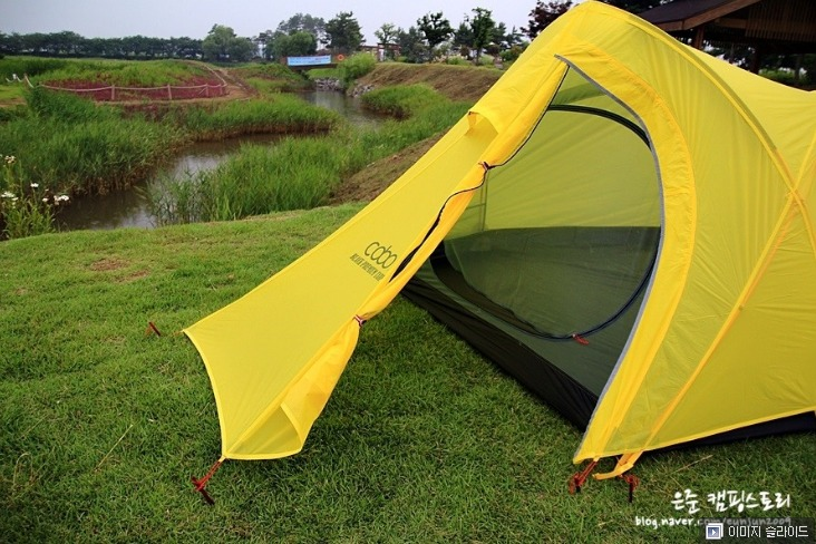 COBO 3 person rainproof outdoor c&ing backpacker tent ultra light 15D silica gel double coated -in Tents from Sports u0026 Entertainment on Aliexpress.com ... & COBO 3 person rainproof outdoor camping backpacker tent ultra ...