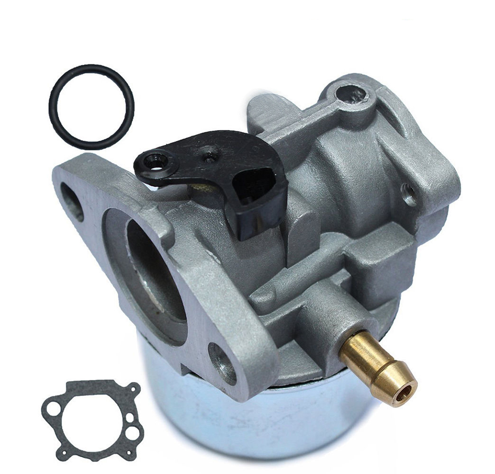 цена на New Carburetor For Troy Bilt Z-Start 6.5HP Lawn Mower 21 Briggs &Stratton 6.50 HP Free Shipping
