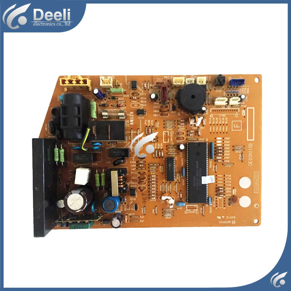 95% new for air conditioning Computer board DE00N110B SE76A628G03 control board used