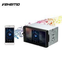 VEHEMO Mirror Link with TF Card Slot Car Audio Car MP5 FM Car Electronics USB Smart MP5 Player Automobile AUX