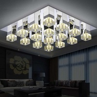 Modern Led Chandelier Lamps For Home Modern Chandeliers Lustres De Cristal Decorative Luxury Lustre Dining Room