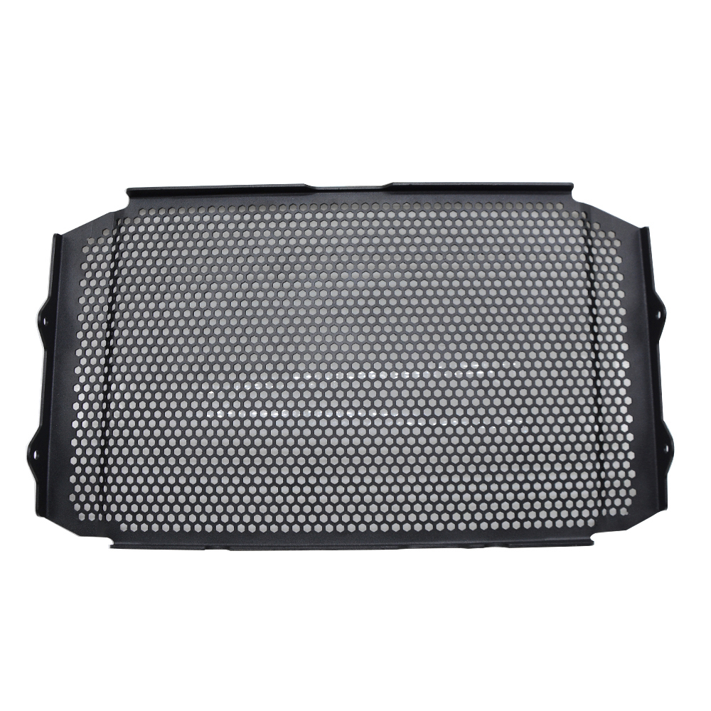 Image 5 - XSR900 16 18 Motorcycle Parts Aluminum Radiator Grille Guard Protection Cover For Yamaha XSR900 XSR 900 2016 2017 2008 Black-in Covers & Ornamental Mouldings from Automobiles & Motorcycles