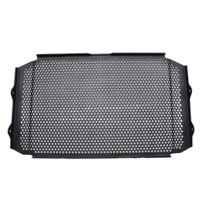 Image 5 - XSR900 16 18 אופנוע חלקי אלומיניום רדיאטור גריל משמר הגנת כיסוי עבור ימאהה XSR900 XSR 900 2016 2017 2008 שחור