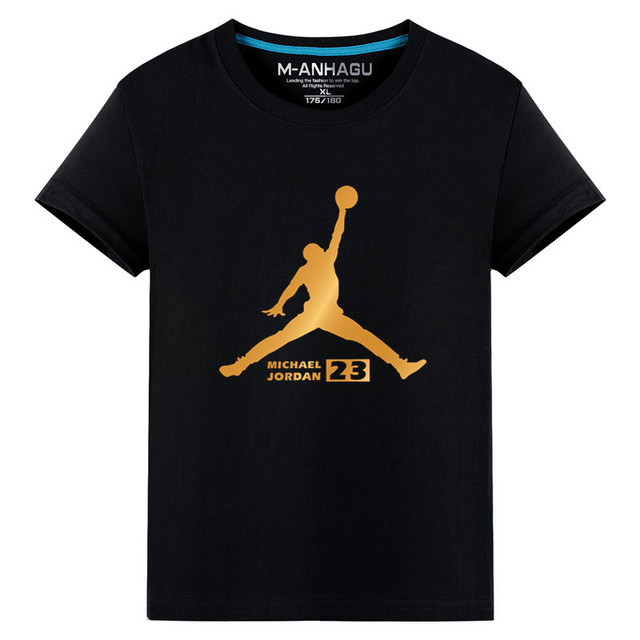 Summer Men TShirt Jordan 23...