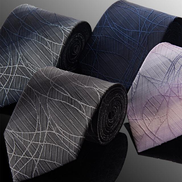 O envio gratuito de 2014 Acessórios de Vestuário de qualidade Da Marca dos homens formais laços casual business ties nano gravatas de seda amoreira