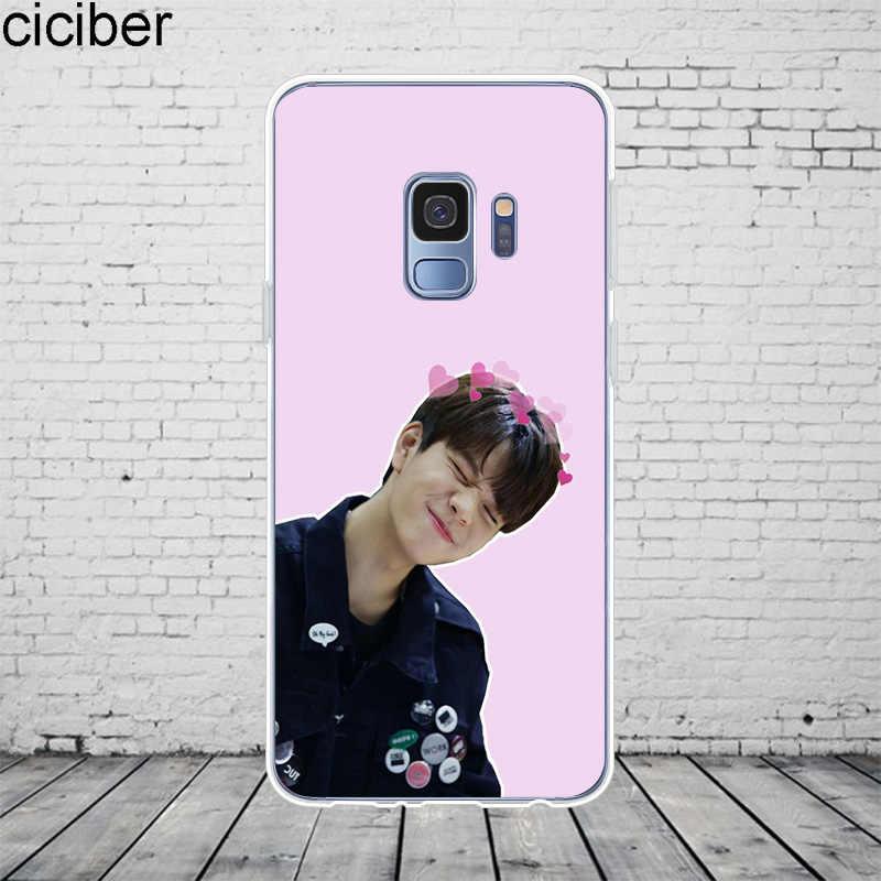 Ciciber Coque pour enfants errants pour Samsung Galaxy S 6 7 8 9 Edge Plus Coque de téléphone pour Galaxy Note 3 4 5 8 9 10 Plus