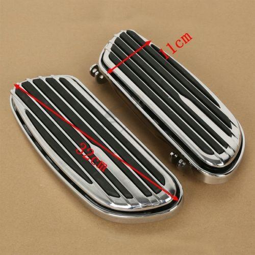 Free Shipping Chrome Floor Boards For Harley Davidson FLH Touring FLST Softails 1986-2015 2014 2013 2012 2011 2010 2009 2008 накладная раковина comforty 8112