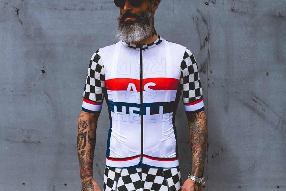 41ab2b37a love the pain usa team tops racing wear custom cycling suit aero maillot  cycling jersey roupa