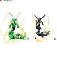 Hot Pocket Animals Cartoon plush XY Mega Rayquaza Toy 80 cm Omega Ruby Rayquaza Dragon Plush Toys Soft Stuffed Toys Doll Gifts