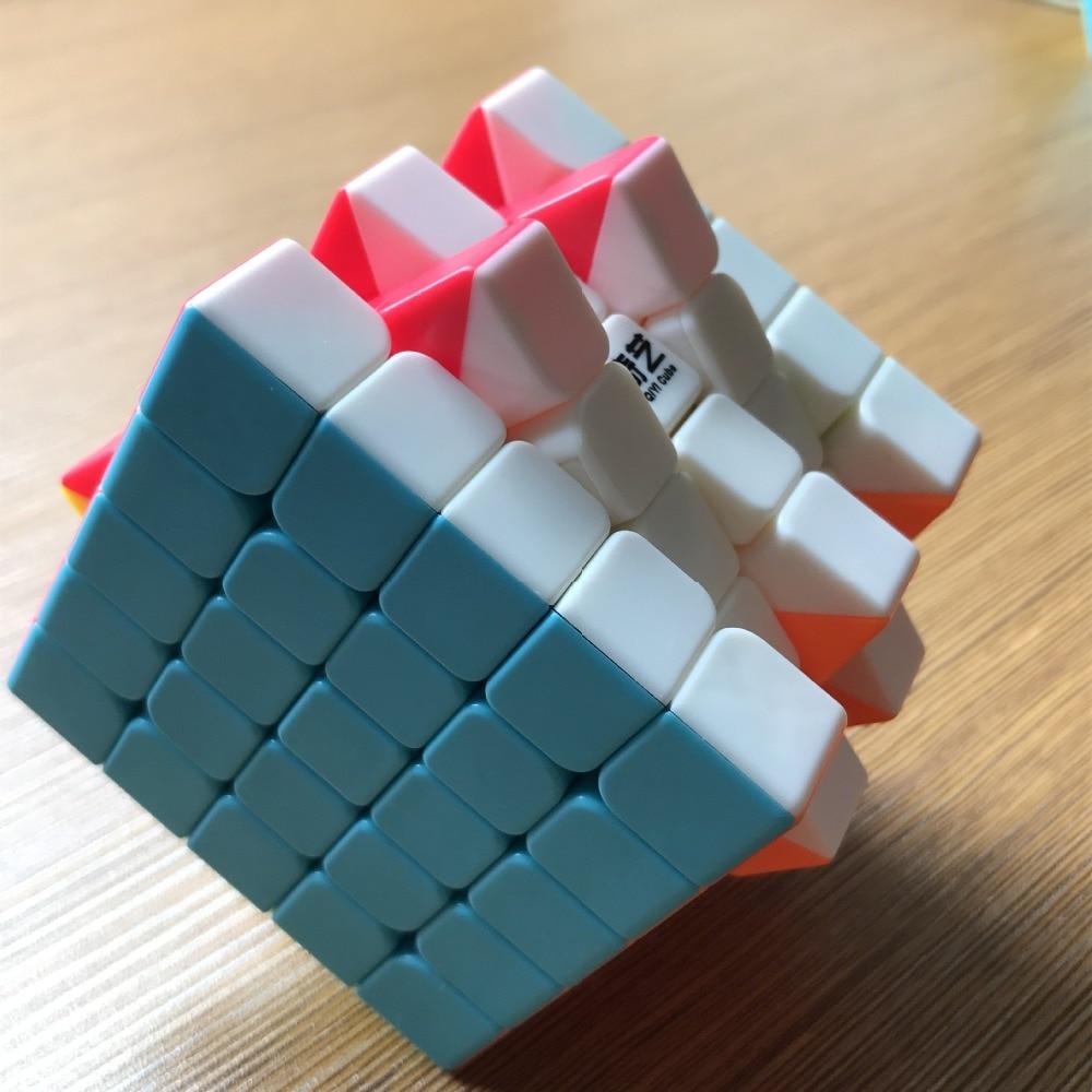 Qiyi QiZheng S 5x5 Cube თავსატეხი - ფაზლები - ფოტო 5
