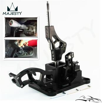 Race-Spec Billet Shifter Box Manual Fits For Acura RSX Fits For Civic K-swap EG EK DC2 EF