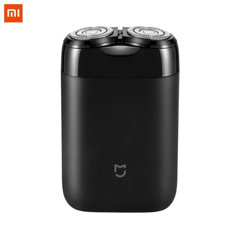 Original Xiaomi Mijia Double-ring Float Shaving Type-C Electric Shaver IPX7 Waterproof Silent Motor Dry Wet USB Rechargeable