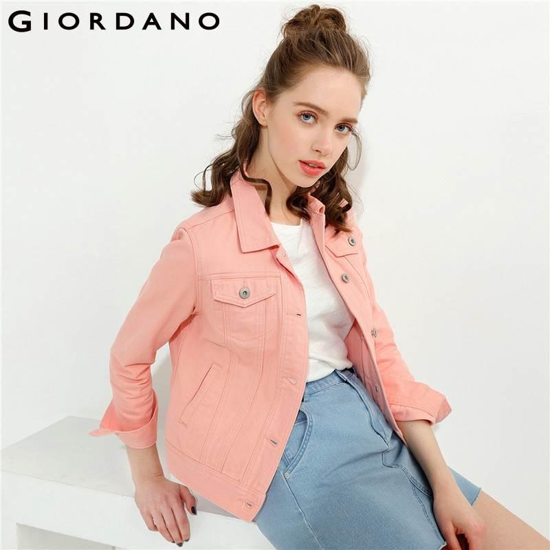 f050415071d Giordano-mujeres -primavera-chaqueta-2017-jaqueta-Vaqueros-Denim-chaqueta-de-manga-larga-ropa-vaquera-ropa-de.jpg