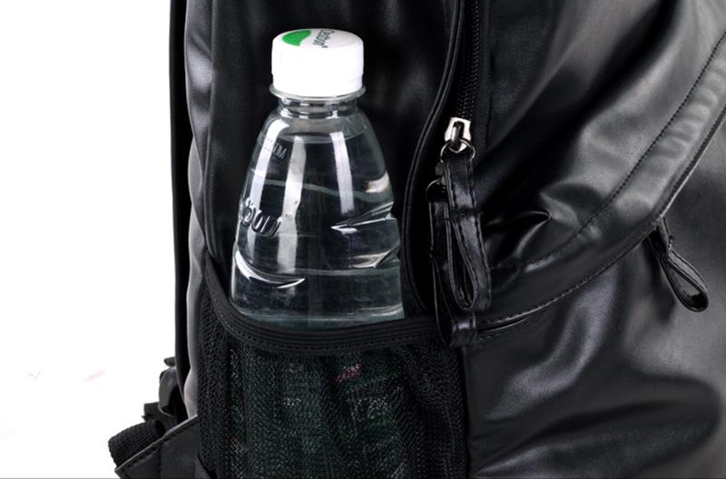 Women BTS Backpack Luminous PU Leather Female Backpacks Waterproof Boys Girls School Bags Teenager Schoolbag Mochila BP0172 (6)