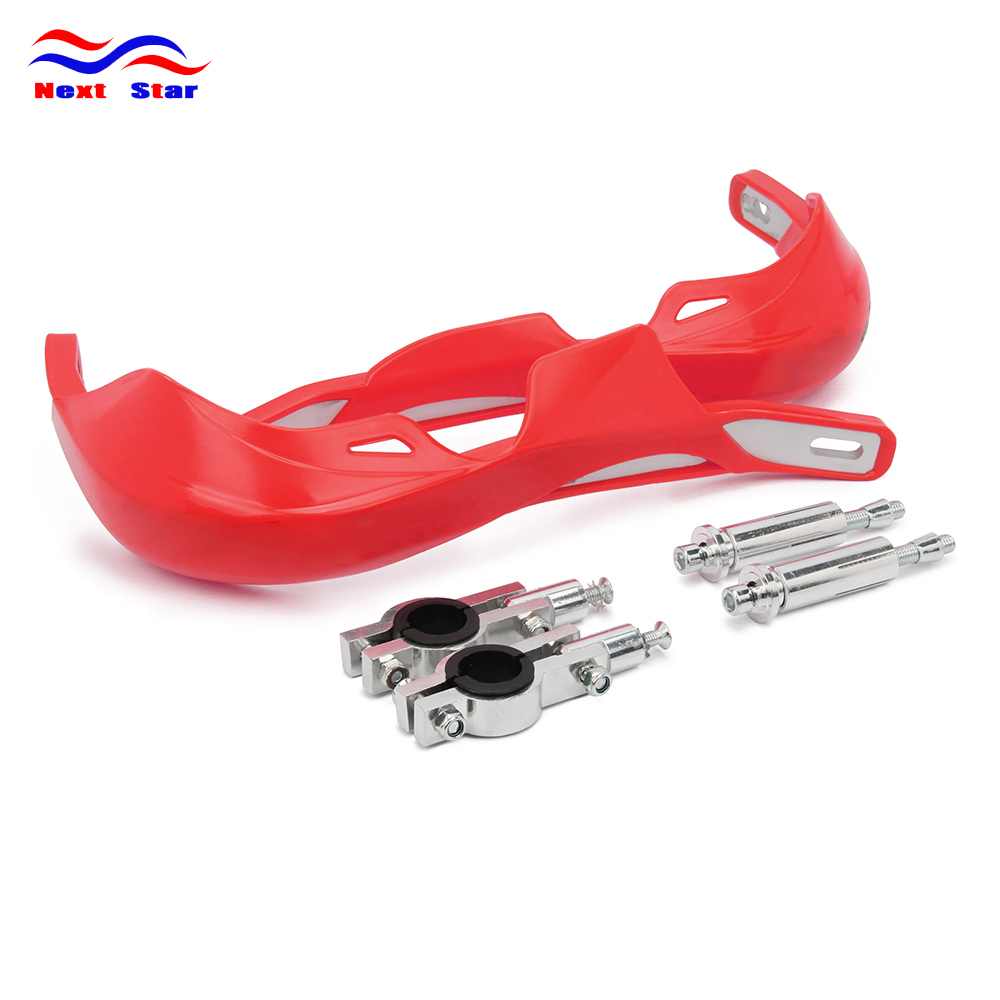Motorcycle 28mm 22mm Handlebar Protection Handguard Hand Guard For <font><b>Honda</b></font> CR CRF <font><b>XR</b></font> 125 200 250 300 <font><b>350</b></font> 400 450 500 530 Dirt Pit image