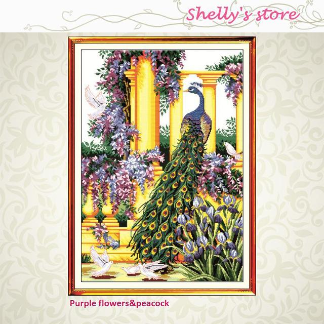 New Unfinished Cross Stitch Patterns Counted Or Stamped Embroidery