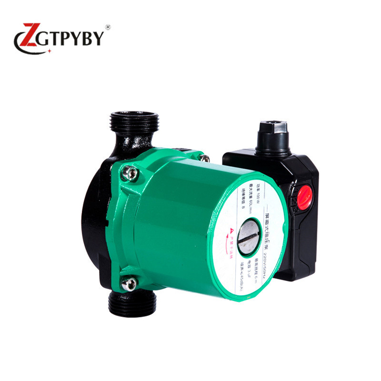 High Pressure Pumps, Water Pressure Booster Pump 220v Wide Voltage Operation Mini Electric Water Pump Portable