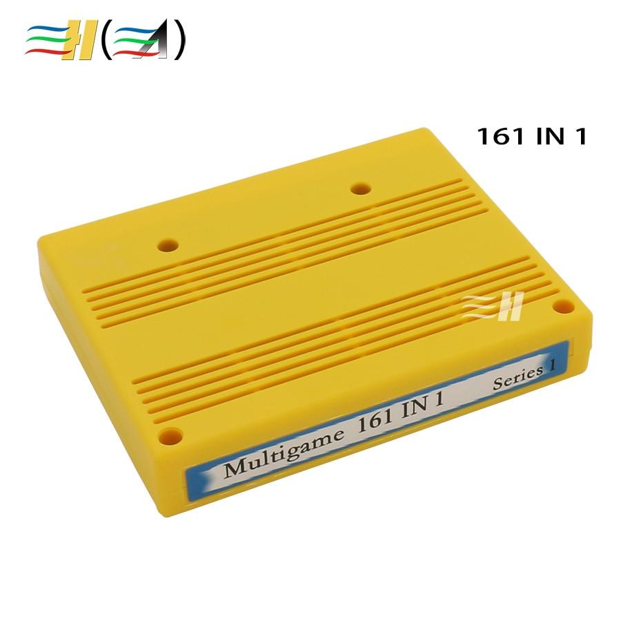 все цены на SNK MVS Cart 161 in 1 SNK Cartridge Cassette Neo Geo mvs Jamma Multi Games cart Neo geo 161 in 1 Cartridge for SNK Motherboard онлайн