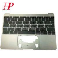 Оригинальный новый для Apple Новый Macbook 12 ''A1534 Топ чехол для ладони с русской клавиатурой 2016 год золотой/розовый/золотой/серый/серебристый