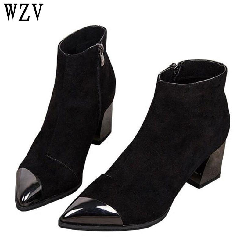 a241efdf 2018-la-venta-caliente-punta-estrecha-tacones-altos-mujeres-botas-Zapatos -b-sicos-Oto-o-e.jpg