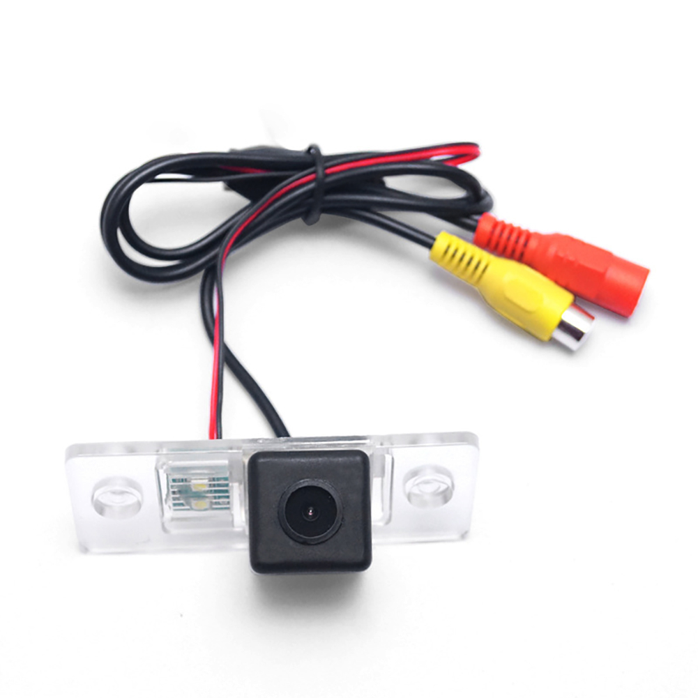 Waterproof Best Car Reversing Rear Side View Rearview Camera Night vision For VW Touareg/POLO Salon Car/Old Model Bora/ Tiguan image