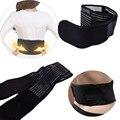 1 unids Turmalina calentamiento Espontáneo Terapia Magnética Cinturón Ayuda de la Cintura de La Correa Doble Con Banda Ajustable Tamaño