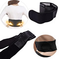 1pcs Tourmaline Self-heating Magnetic Therapy Waist Support Belt Belt Double Banded Adjustable Size