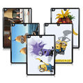 New Arrivals Lovely Minions Protective Case For Apple iPad 5 Back Cover iPad Air Hard Shell