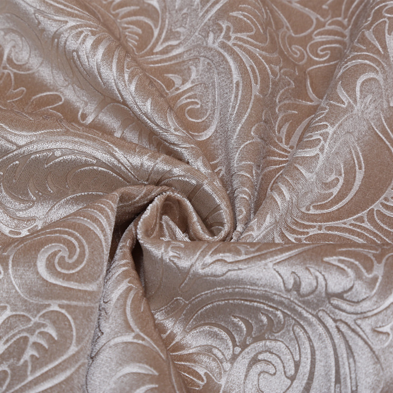 1 Meter Embossed Golden Upholstery Velvet Fabric For Sofa Burnout Cloth Curtains Purple Grey Red Tecidos A Metro Tissus In From Home Garden