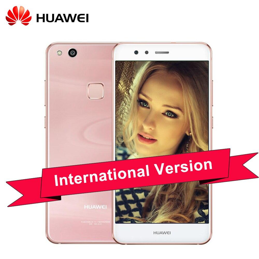 """Цена за Оригинал huawei nova lite 5.2 """"FHD 1920X1080 P 4 Г LTE Мобильный Телефон 4 г Ram 64 ГБ Rom Крин 658 Octa Ядро отпечатков пальцев ID"""
