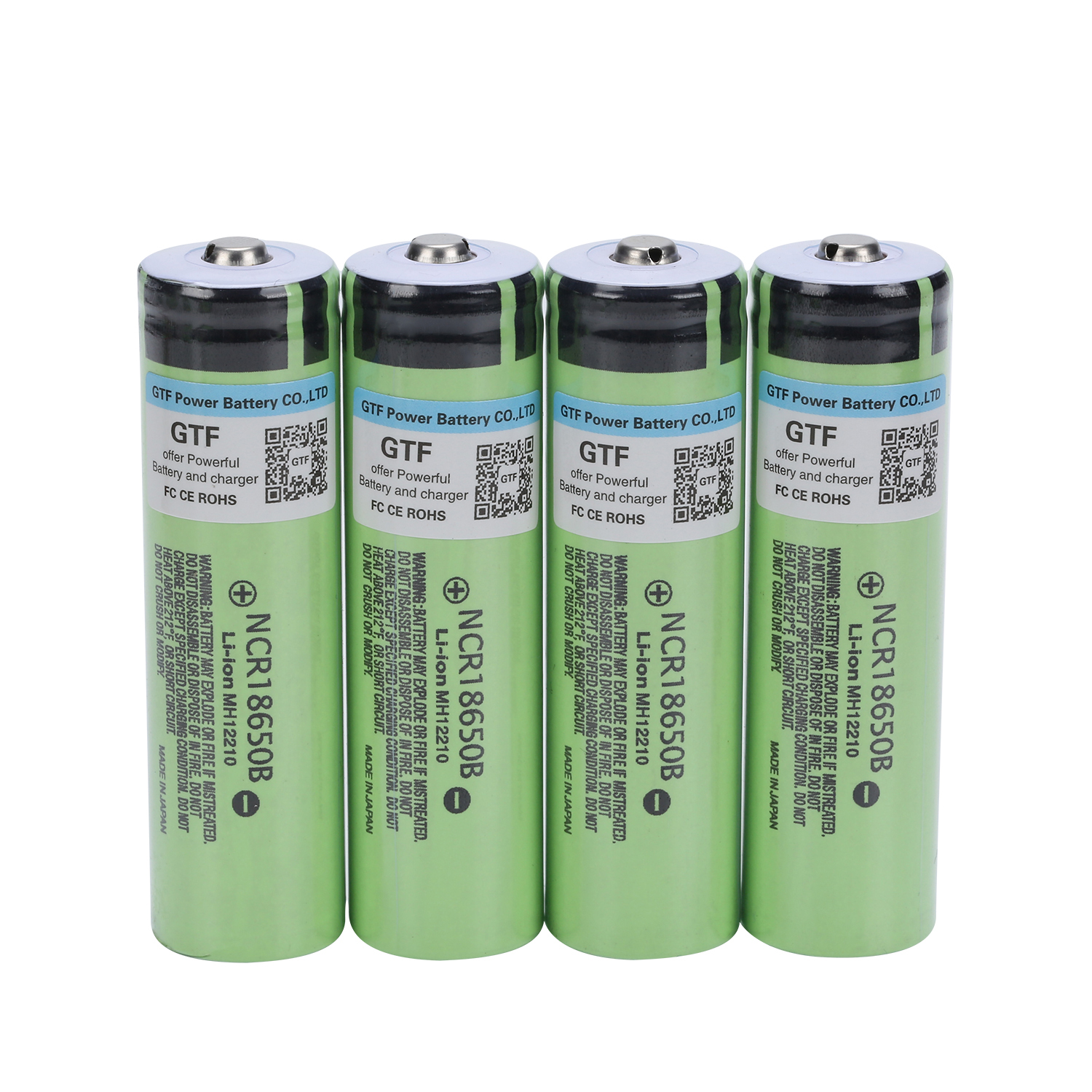 2019 100% New Original <font><b>NCR18650B</b></font> 3.7 v 3400 mah <font><b>18650</b></font> Lithium Rechargeable Battery For Flashlight batteries (NO PCB) image