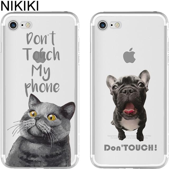 coque iphone 6 bulldog