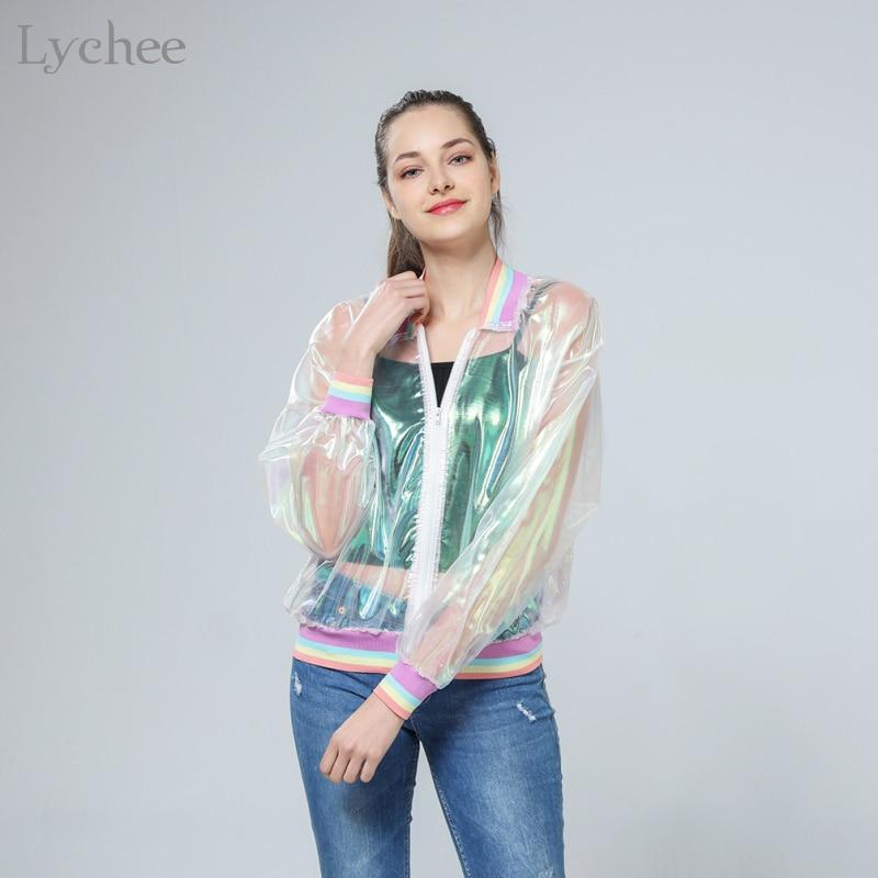 Lychee Harajuku Summer Women Jacket Lase
