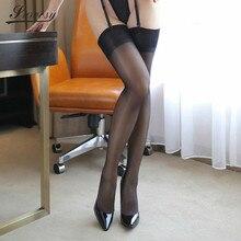 SAROOSY New Sexy No Elastic Plus Size Stockings for Women 13