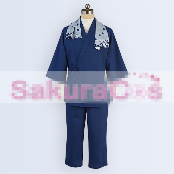 New Clothing Made Anime Touken Ranbu Online Mikazuki Munechika Halloween Christmas Uniform Cosplay Costumes стоимость