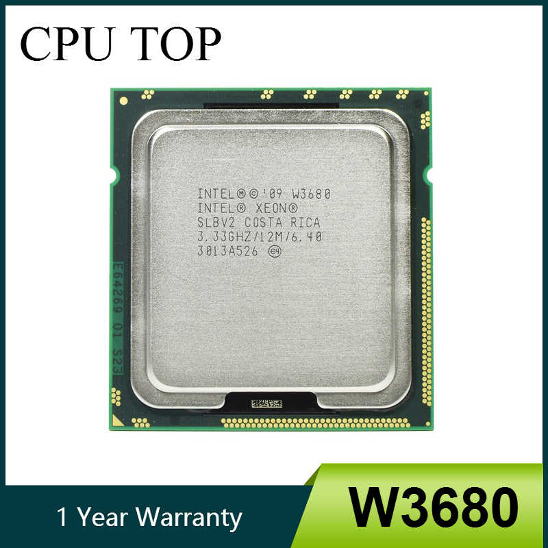 Detail Feedback Questions about Intel Xeon W3680 3 33GHz Six Core